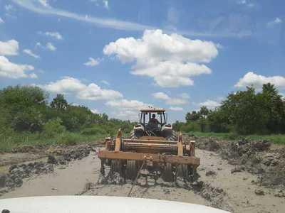 Misma realidad de siempre: crítica situación de caminos en Alto Paraguay