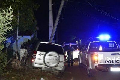 Identifican al principal sospechoso del crimen en Ñemby