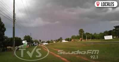 Activan alerta por tormentas para 12 departamentos