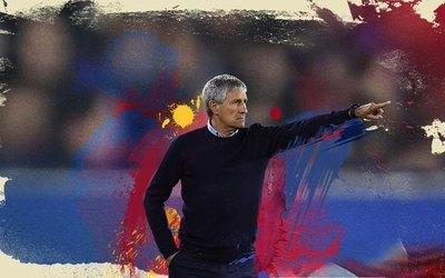 Barcelona tiene nuevo director técnico