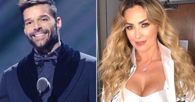 ¿Ricky Martin se metió con el novio de actriz?