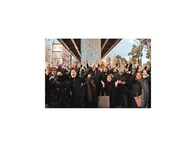Ante malestar social en Irán, EEUU acusa de acallar protesta