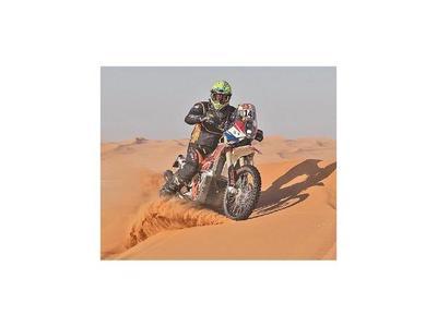 Reanudan las motos y quads en el Dakar