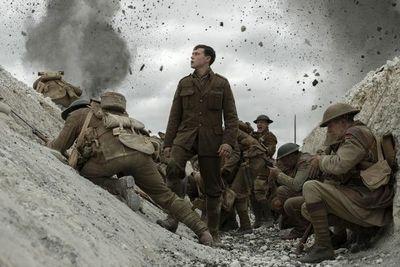 """""""1917"""" aprovecha su éxito en Globos de Oro para reinar en los cines de EE.UU."""