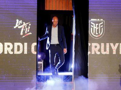 La Tri anuncia a Jordi Cruyff como su nuevo entrenador