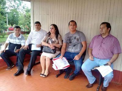 Denuncian a intendente de Hernandarias por alterar el presupuesto
