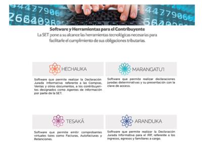 Lanzan versión 1.2 del Software Tesakã