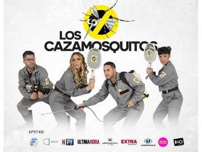"""Arranca la campaña """"Los  Cazamosquitos"""""""