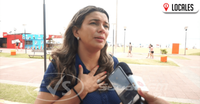 Directora de Turismo pidió disculpas públicamente al vendedor de chipa