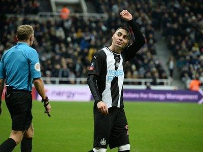 On fire: Miggy Almirón marca otro gol para el Newcastle