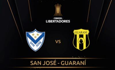 HOY / Tres partidos en el calendario de arranque de la Libertadores