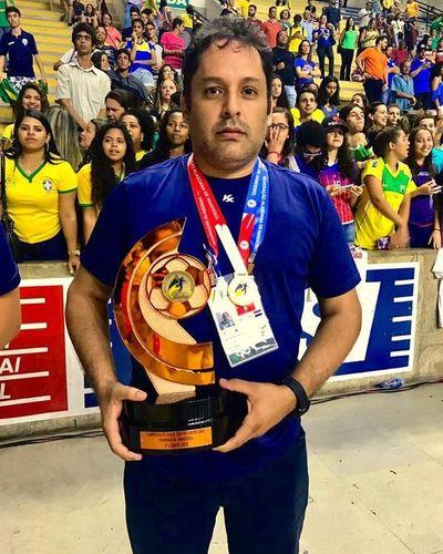 Caaguaceño sera Técnico de la Selección Paraguaya de Handbol