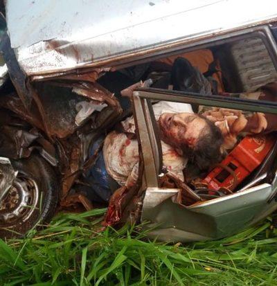 Hombre pierde la vida en accidente de tránsito