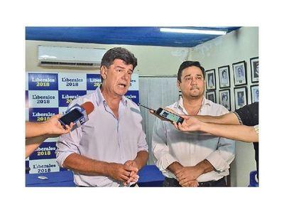 Comité Político se reúne para analizar situación del senador Amarilla