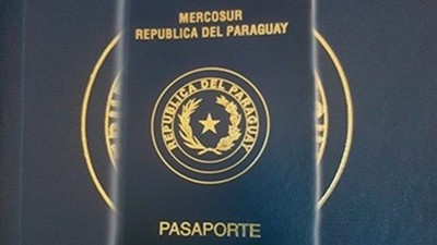 Pasaporte paraguayo, entre los más creíbles del mundo