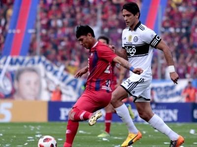 Olimpia y Cerro quieren seguir jugando el clásico en sus canchas
