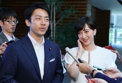 Un ministro nipón disfrutará su baja por paternidad, algo insólito en Japón