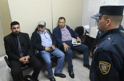 Jefes policiales a prisión