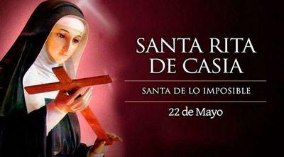 """Hoy celebramos a Santa Rita de Casia, madre, esposa y """"santa de lo imposible"""""""