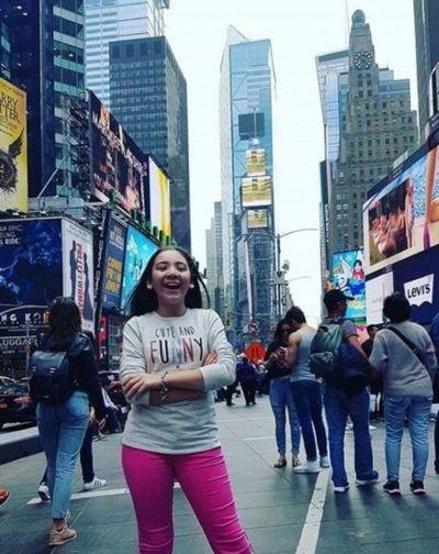 Jazmín del Paraguay, ¿se lanzará como reguetonera?