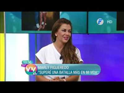 Marly Figueredo sorprendió a todos con un posteo.