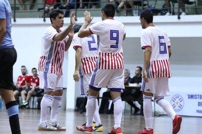 Paraguay conoce a sus rivales hacia el Mundial de Lituania