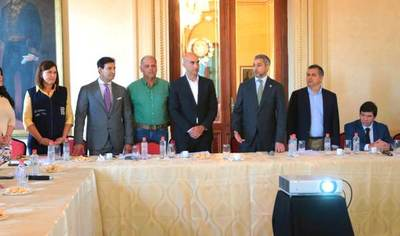 Mandatario destaca trabajo coordinado entre estamentos gubernamentales para combate al dengue