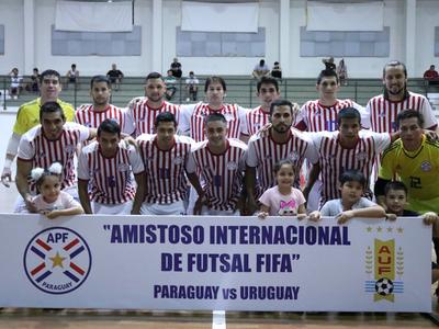 Paraguay conoce a sus rivales de Eliminatorias de Futsal FIFA