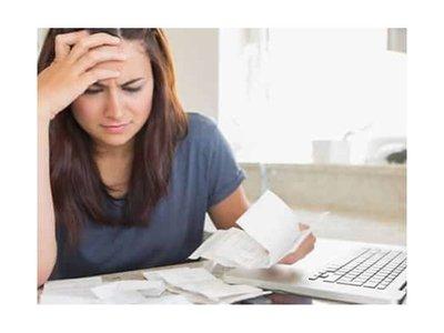 Montón de gente se declaró insolvente por altas deudas