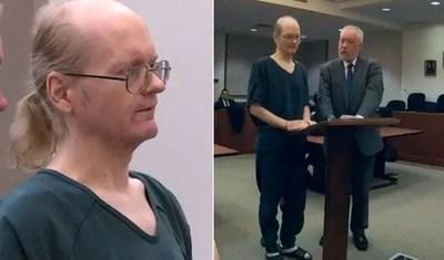 """EEUU: Hombre sentenciado a 20 años de prisión por pedofilia señaló sentirse """"una niña de ocho años"""""""