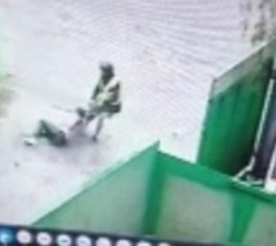 Brutal asalto contra mujer en Limpio