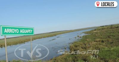 MADES promueve conformación de consejos de aguas del Arroyo Tacuary y Aguapey