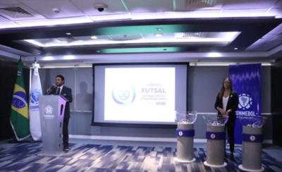 HOY / Definen grupos de eliminatorias de Futsal en Brasil