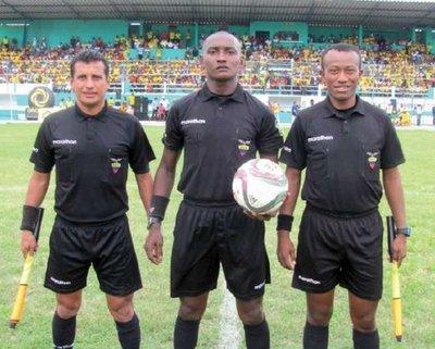 Hay árbitro para el debut copero de Guaraní
