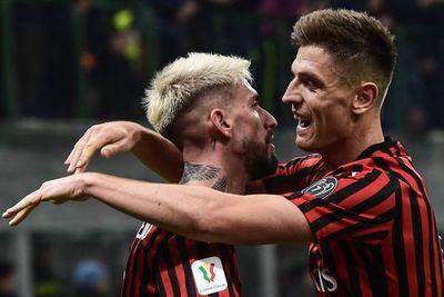 El Milan está en cuartos de la Copa Italia