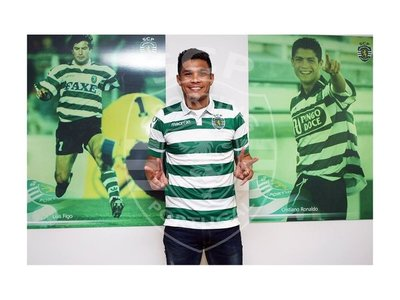 Sporting de Lisboa ficha al colombiano Teo Gutiérrez