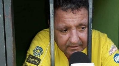 HOY / Empresario preso por explotar  sexualmente a jugadores, triste  con desdén de ídolo de Olimpia