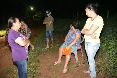 Prevén desalojo de un terreno en J.A. Saldívar y los ocupantes dicen que no saldrán