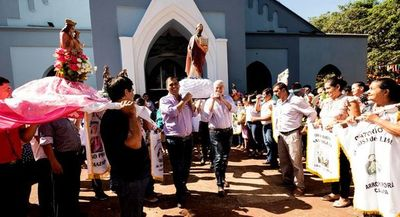 Comienza novena en honor a San Pablo