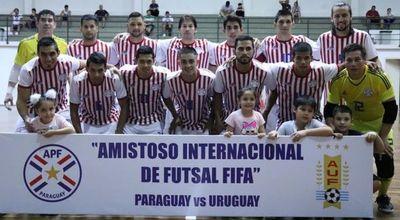 El debut Albirrojo contra Brasil