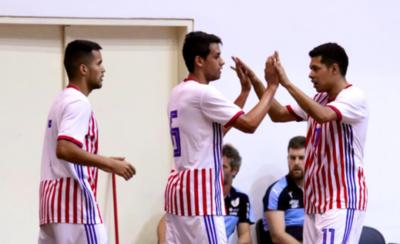 HOY / Futsal: Paraguay integra el Grupo A en las eliminatorias