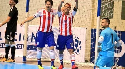 Futsal: Paraguay integra el Grupo A en las eliminatorias