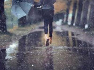 Anuncia una jornada con lluvias, calor y humedad para este jueves