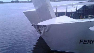 Ferry del Chaco: avería obliga a suspender temporalmente los viajes