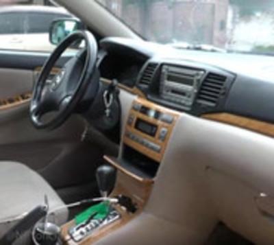 Recuperan auto robado gracias a rastreo satelital