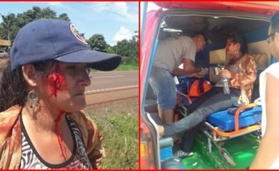 Concejales aprehendidos y varios heridos en O´leary