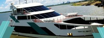 Ferry del Chaco no operará por falla en timón