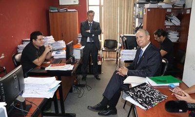 Mario Ferreiro declara ante la Fiscalía