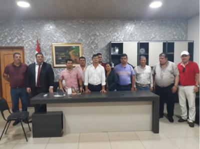 Municipalidad de Juan E. O'Leary ya cuenta con nuevo intendente