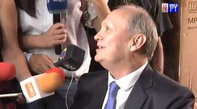 Mario Ferreiro se presentó a declarar